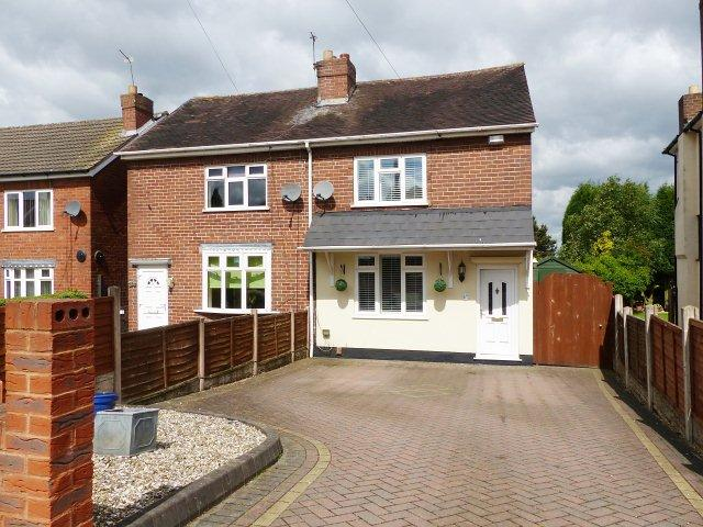 2 Bedrooms Semi Detached House for sale in Friezland Lane,Brownhills,Walsall