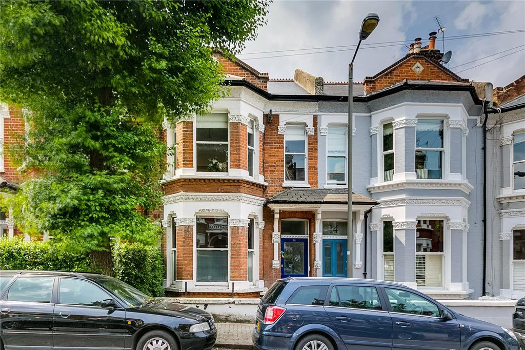 3 Bedrooms Flat for sale in Herndon Road, Wandsworth, London