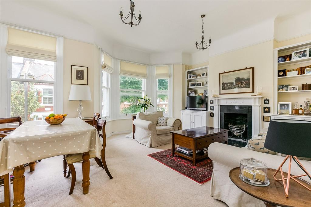 2 Bedrooms Flat for sale in Herndon Road, Wandsworth, London