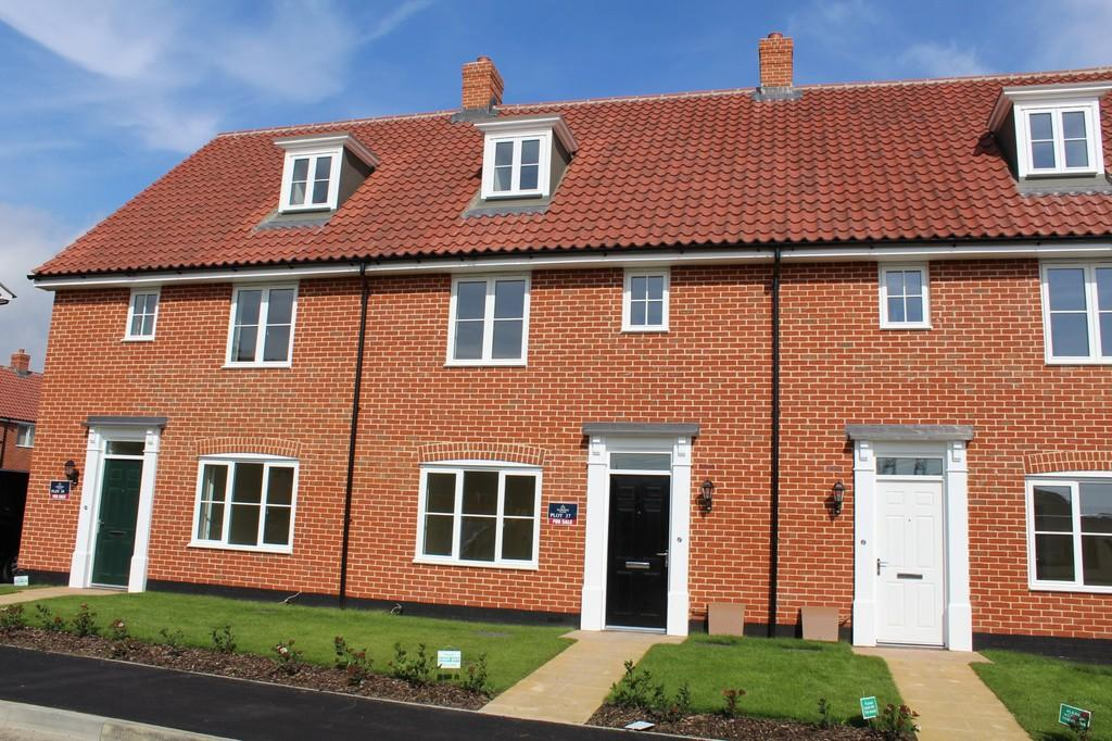3 Bedrooms End Of Terrace House for sale in Leiston, Heritage Coast, Suffolk