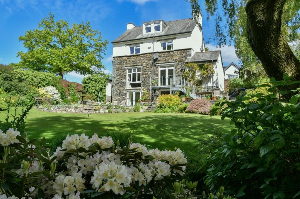 5 Bedrooms Detached House for sale in Rivendell, Brook Road, Windermere, Cumbria, LA23 2BU