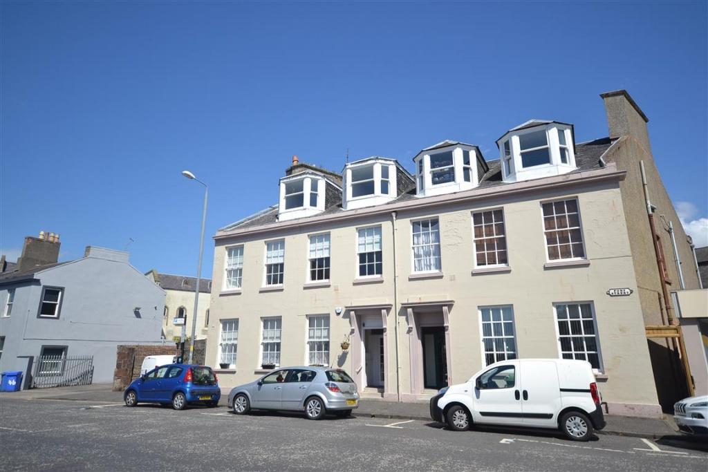 2 Bedrooms Apartment Flat for sale in 52c Fort Street, Ayr, KA7 1DE