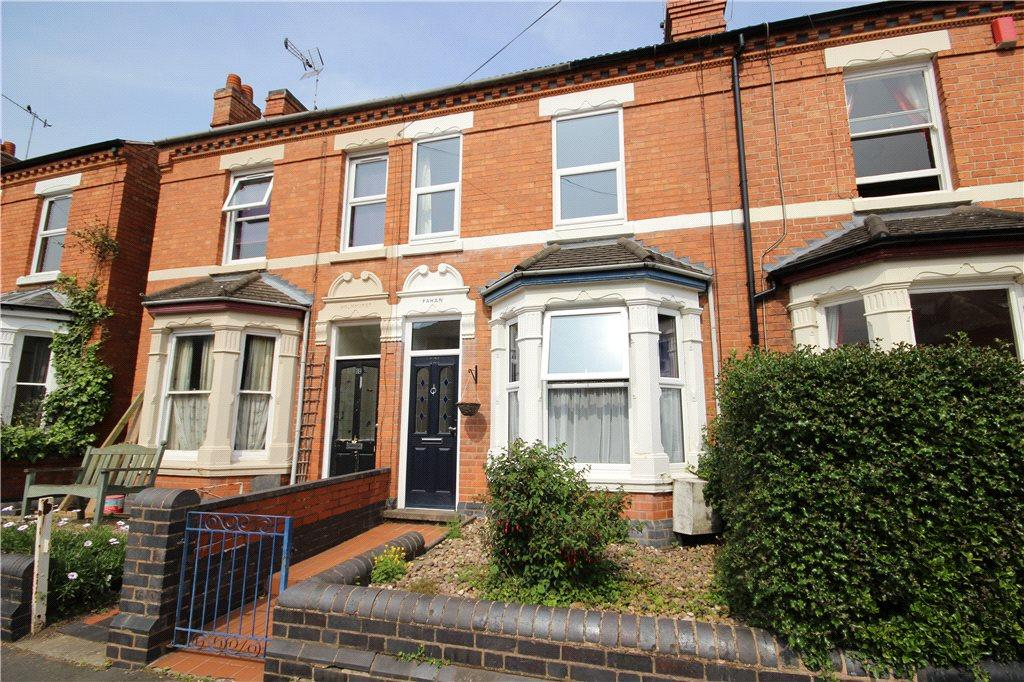 3 Bedrooms Terraced House for sale in Victoria Avenue, Worcester, WR5