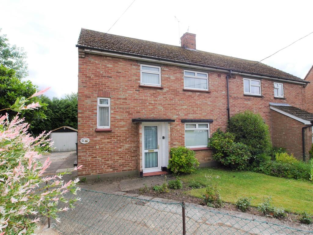 3 Bedrooms Semi Detached House for sale in Homefield, Boxford, Sudbury