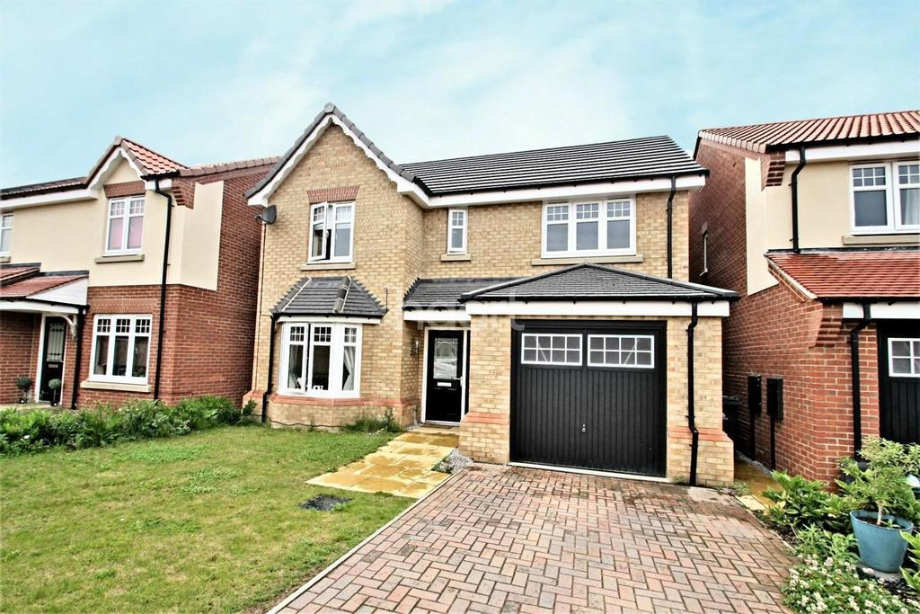 4 Bedrooms Detached House for sale in Athelstane Crescent, Edenthorpe