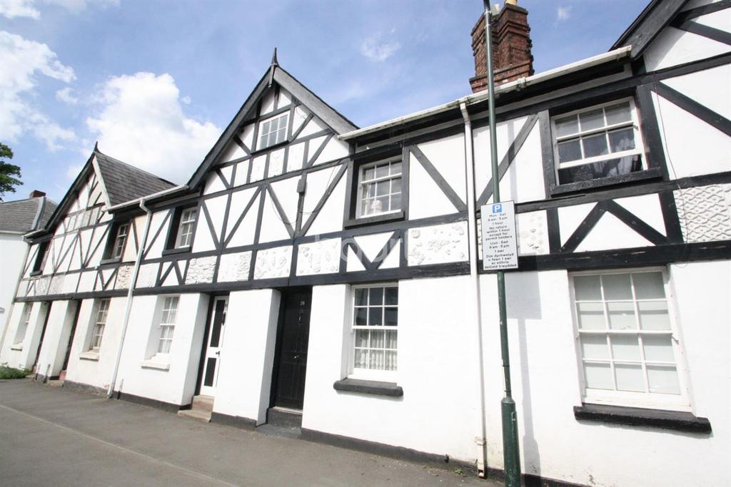 2 Bedrooms Terraced House for sale in Drybridge Street, Monmouth