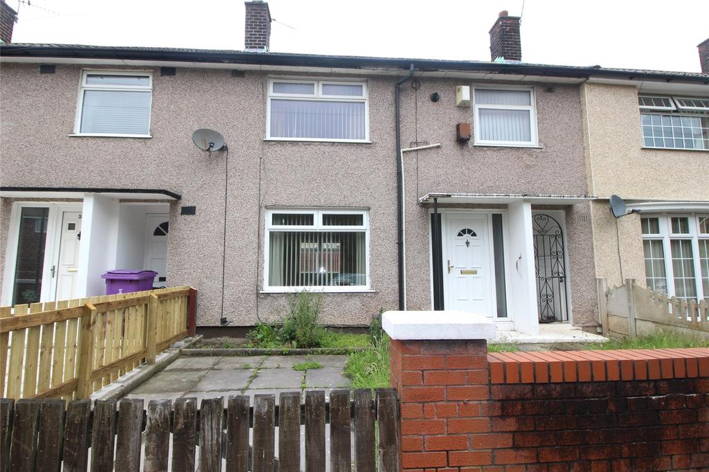 3 Bedrooms Terraced House for sale in Coronet Road, Liverpool, Merseyside, L11