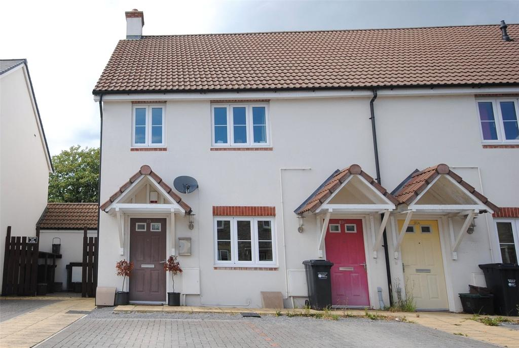 2 Bedrooms Apartment Flat for sale in Hythe Wood, CHEDDAR, Somerset, BS27