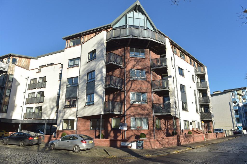 2 Bedrooms Apartment Flat for sale in Coburg Street, Edinburgh, Midlothian