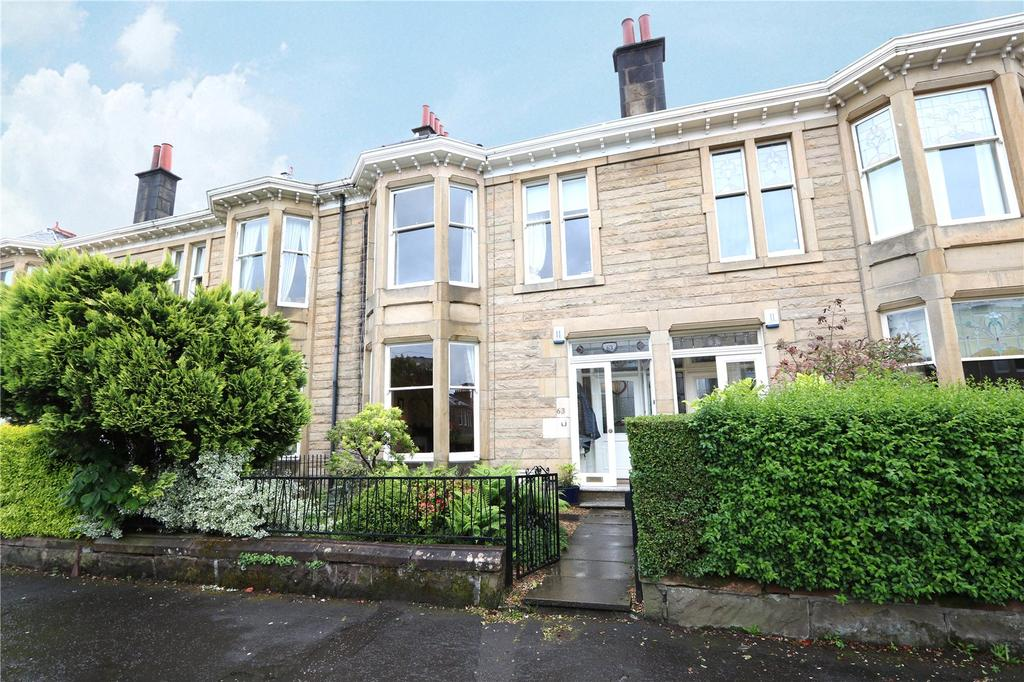 5 Bedrooms Terraced House for sale in Woodend Drive, Jordanhill, Glasgow