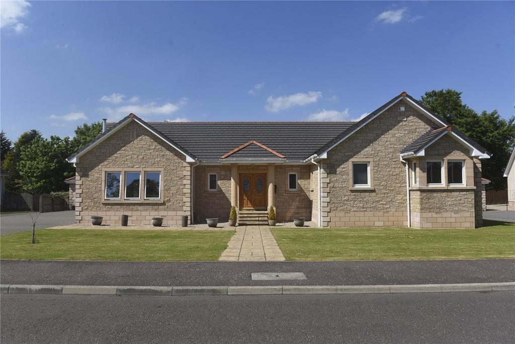 3 Bedrooms Bungalow for sale in Kellieside Park, Milnathort, Kinross-shire