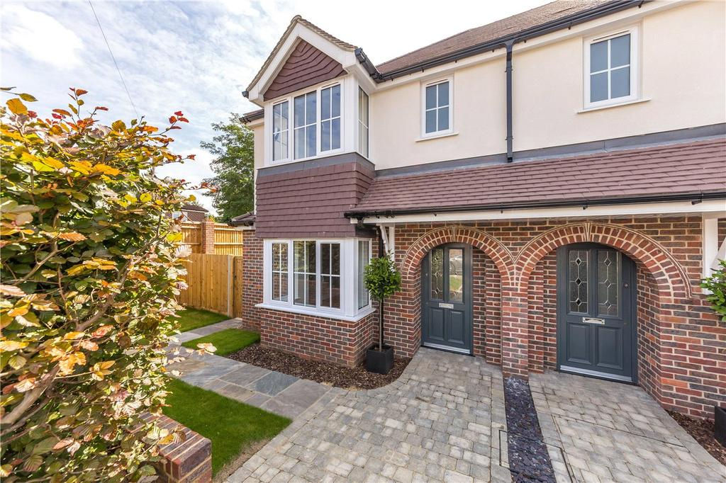 4 Bedrooms Semi Detached House for sale in Sibley Avenue, Harpenden, Hertfordshire
