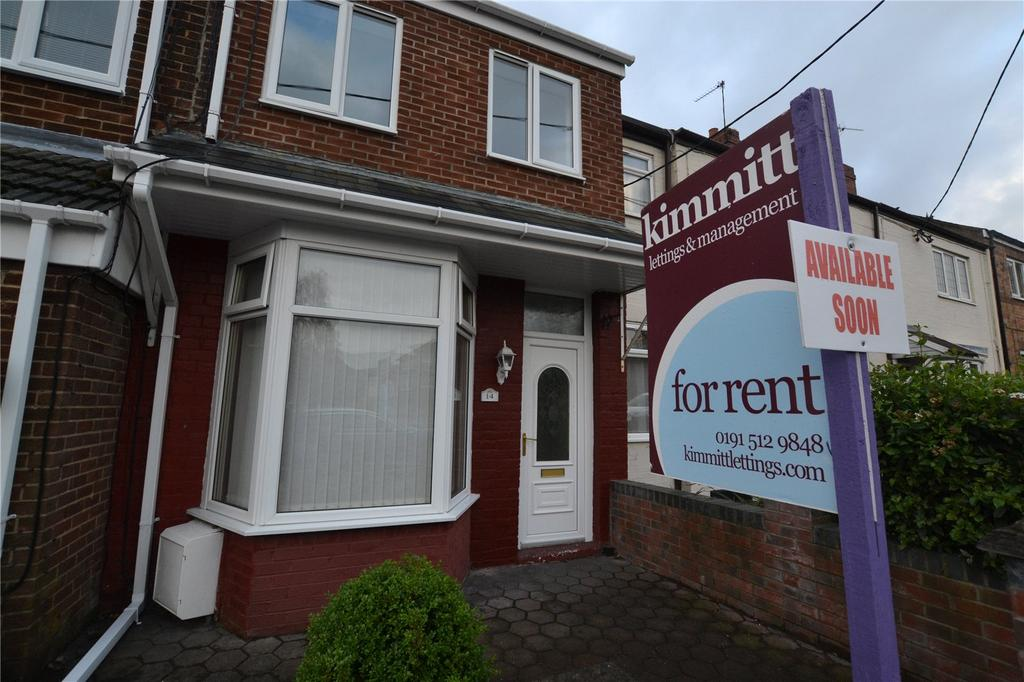 3 Bedrooms Terraced House for rent in Clark Terrace, Seaton, County Durham, SR7