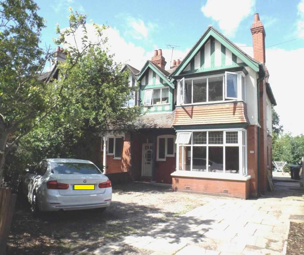 4 Bedrooms Semi Detached House for sale in Crewe Road, Wistaston