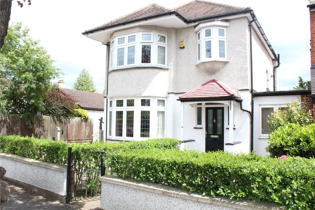 4 Bedrooms Detached House for sale in Melstock Avenue, Upminster, RM14