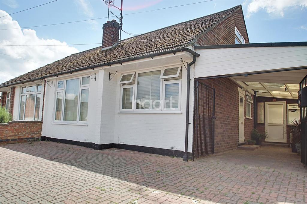3 Bedrooms Bungalow for sale in Thirlestane Crescent, Northampton
