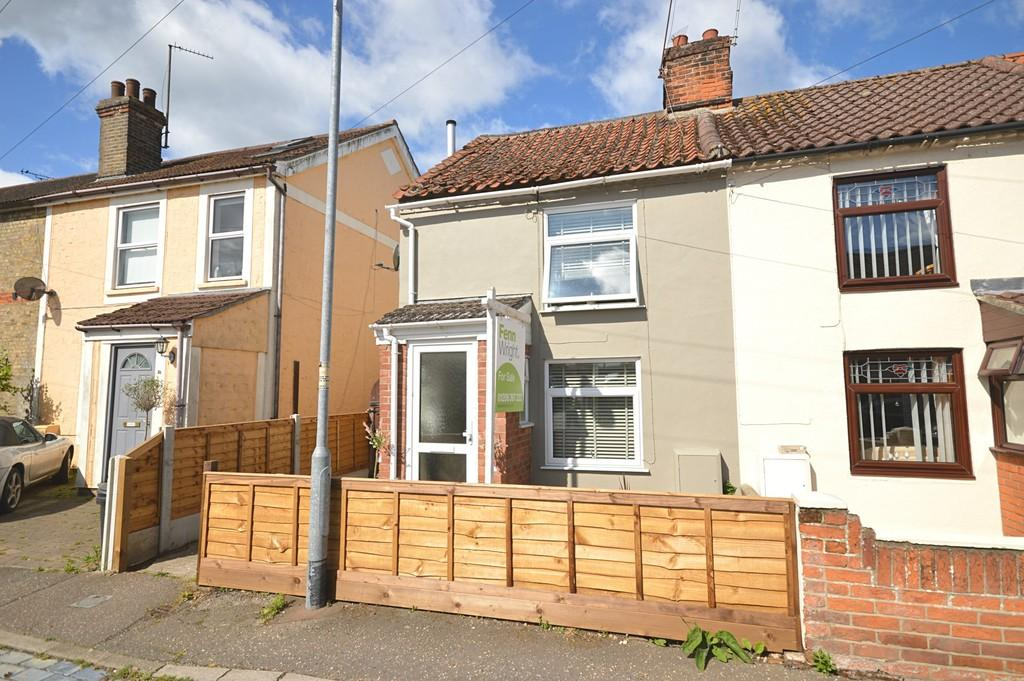 2 Bedrooms End Of Terrace House for sale in California Road, Mistley, Manningtree