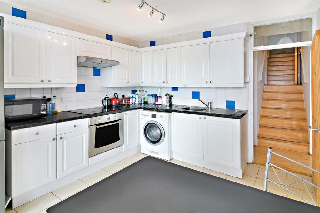 2 Bedrooms Flat for sale in Bath Street, EC1V