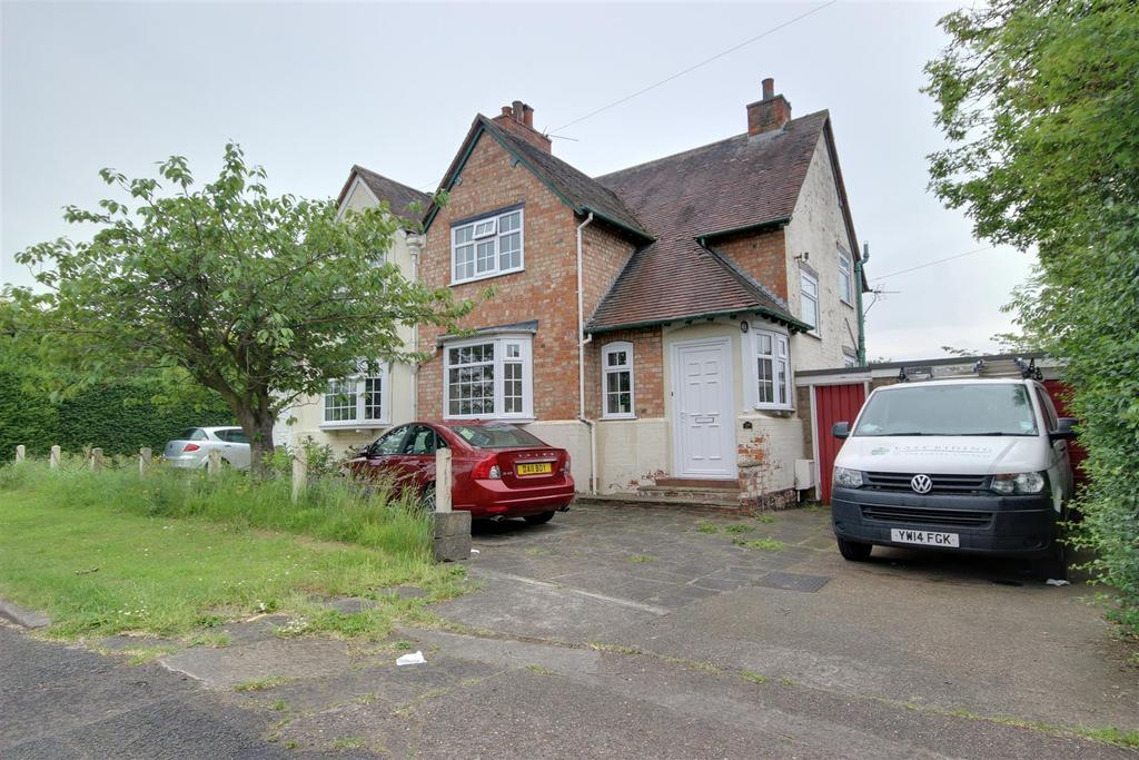 2 Bedrooms Semi Detached House for sale in Common Lane, Welton, Brough