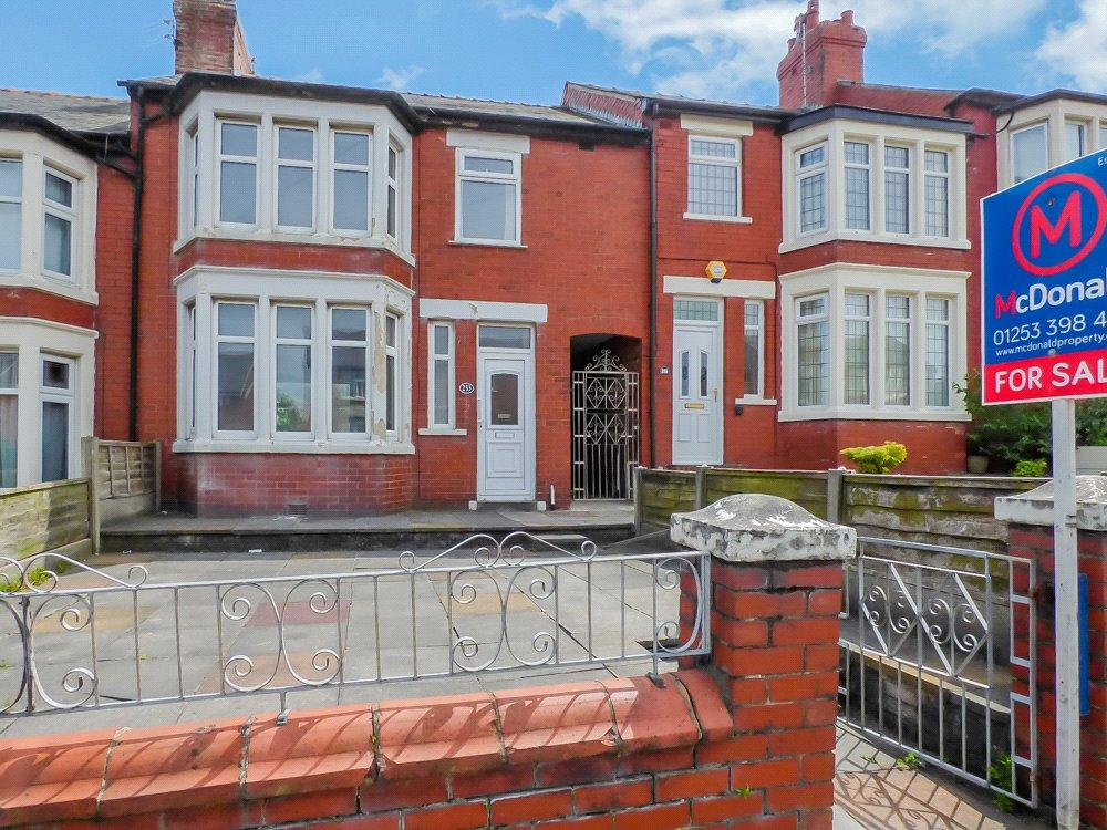 4 Bedrooms Terraced House for sale in Caunce Street, Blackpool, Lancashire