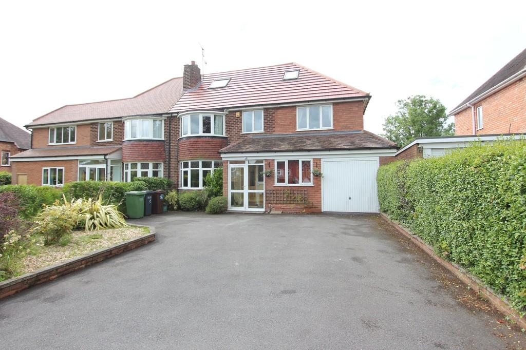 4 Bedrooms Semi Detached House for sale in Longdon Road, Knowle