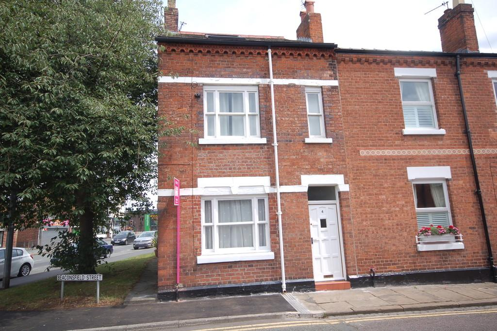 3 Bedrooms End Of Terrace House for sale in Beaconsfield Street