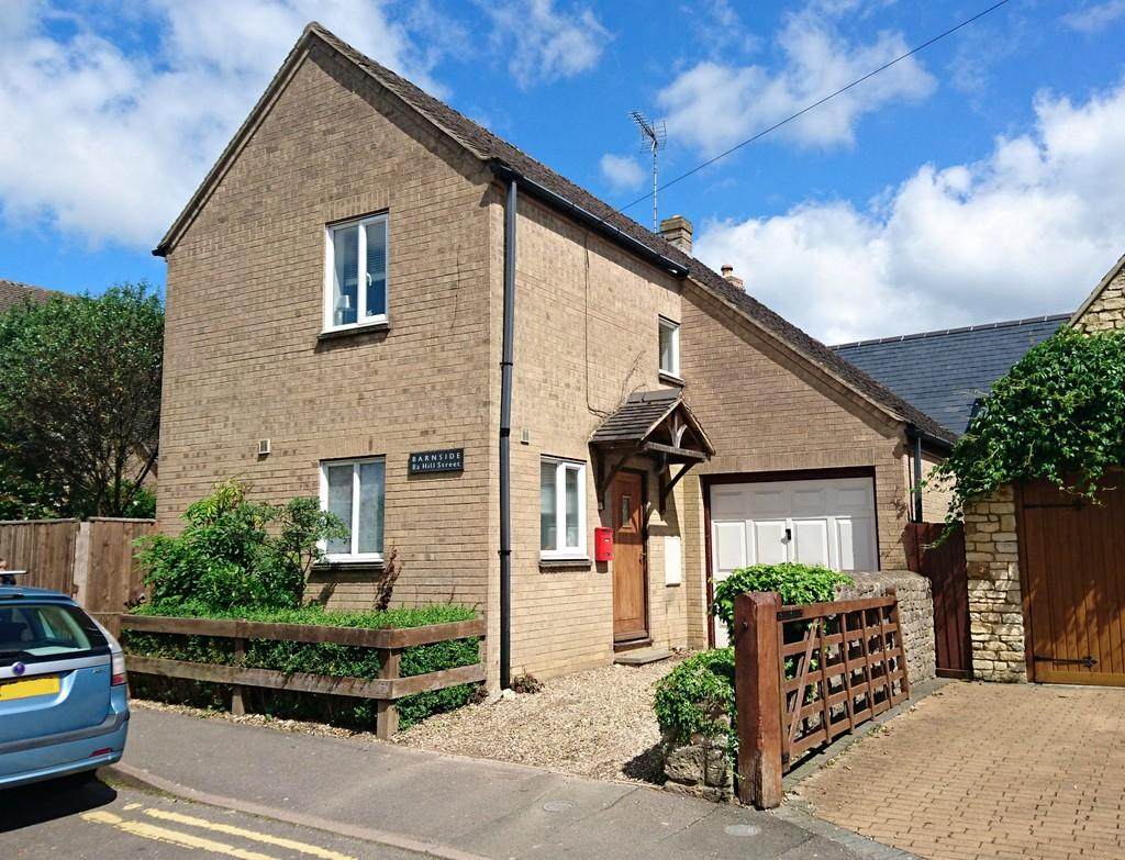 3 Bedrooms Detached House for sale in Hill Street, Brackley