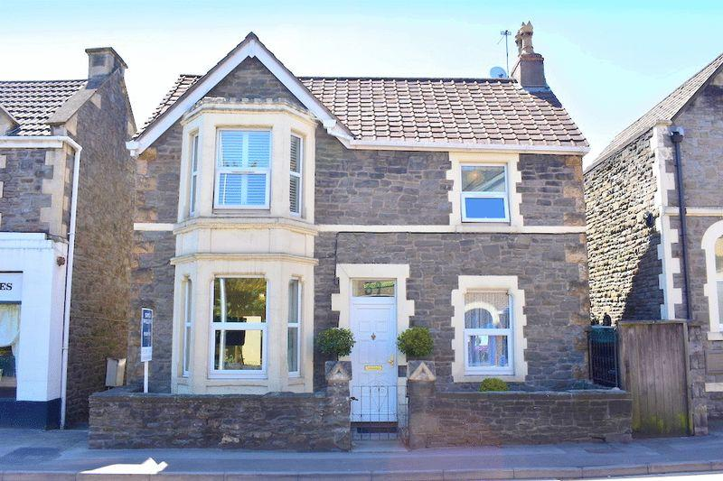 3 Bedrooms Detached House for sale in Old Street, Clevedon