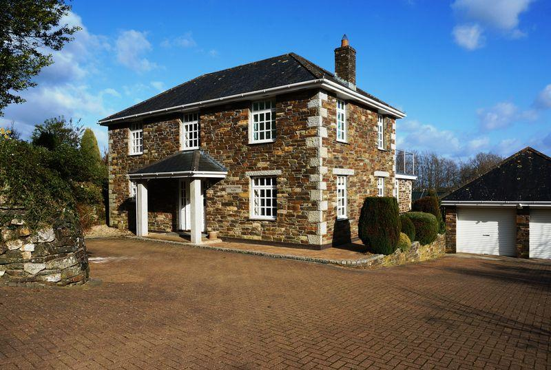 5 Bedrooms Country House Character Property for sale in Ashton