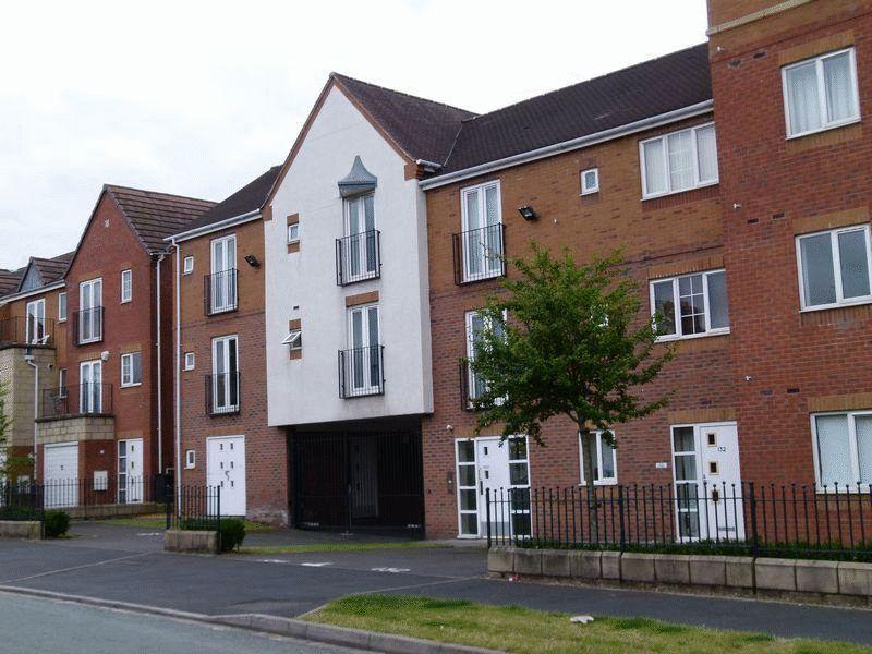 2 Bedrooms Apartment Flat for sale in Essington Way, Wolverhampton