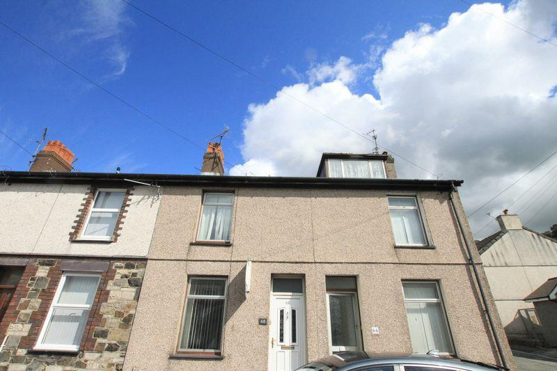 3 Bedrooms Terraced House for sale in Bangor, Gwynedd
