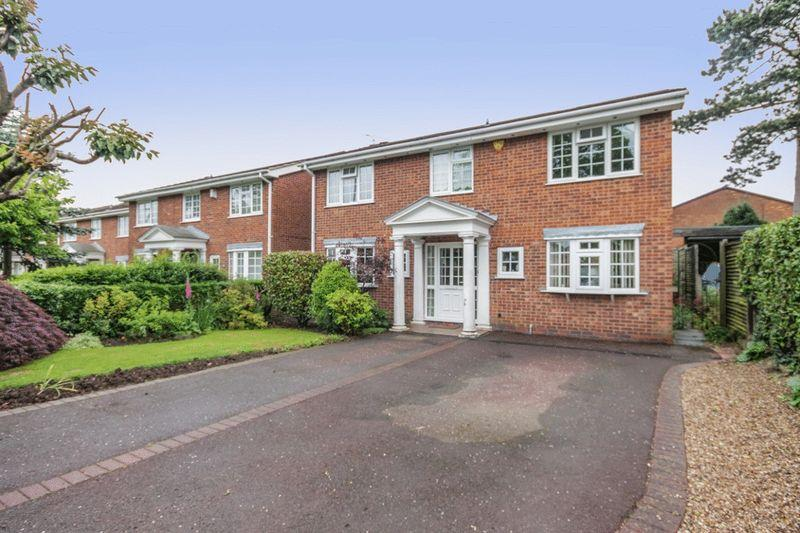 4 Bedrooms Detached House for sale in STATION ROAD, MICKLEOVER