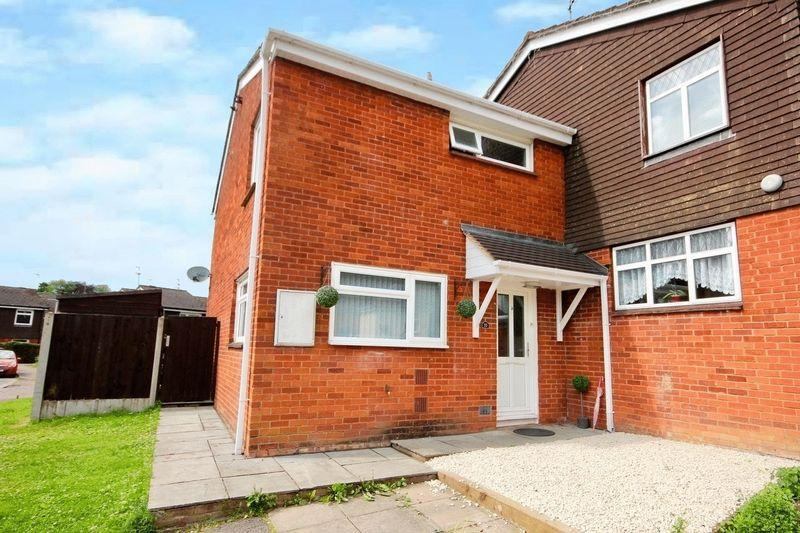 3 Bedrooms End Of Terrace House for sale in Roman Way, Markyate, Hertfordshire