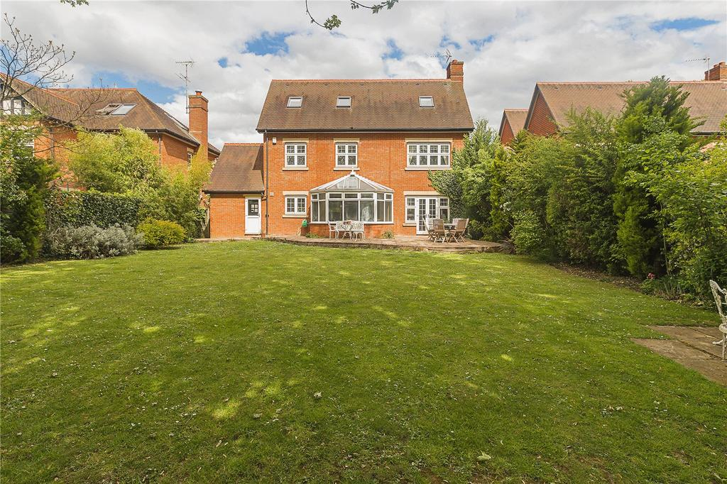 6 Bedrooms Detached House for sale in Templemore Close, Cambridge, Cambridgeshire, CB1