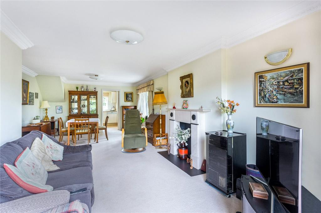 2 Bedrooms Flat for sale in Randolph House, 1 Hernes Road, Oxford, OX2