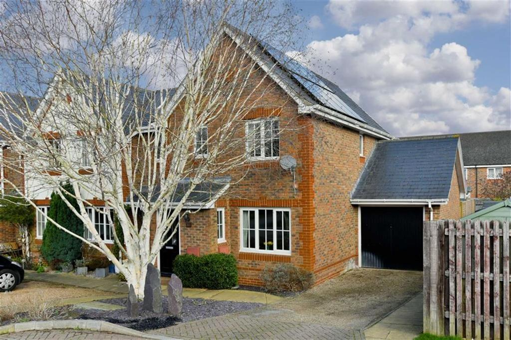 3 Bedrooms End Of Terrace House for sale in Galen Close, Epsom, Surrey