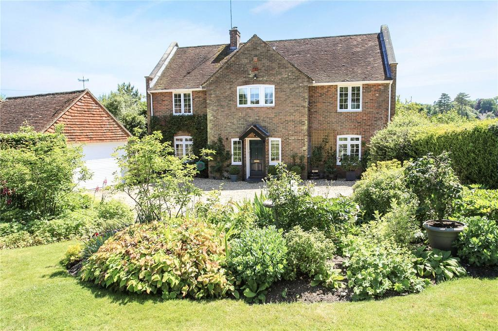 4 Bedrooms Detached House for sale in Mill Lane, Droxford, Southampton, SO32