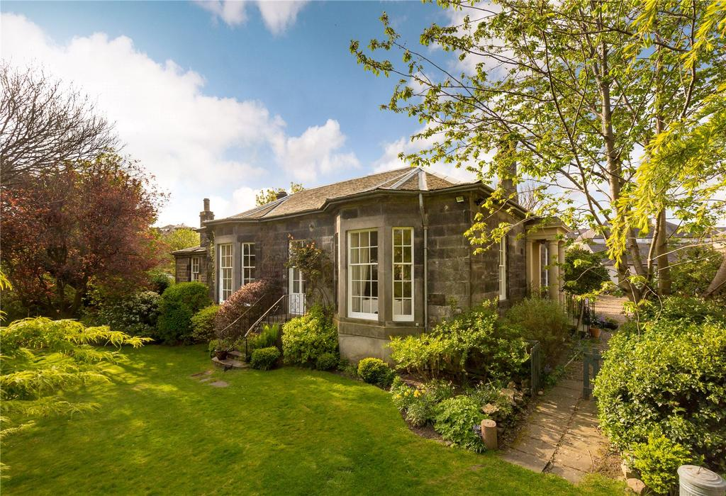 5 Bedrooms Detached House for sale in Claremont House Cottage, Leith Links, Edinburgh, EH6