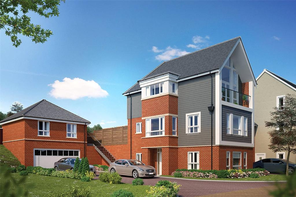 4 Bedrooms Detached House for sale in Plot 37 - The Fern, 1811, Powder Mill Lane, Leigh, TN11