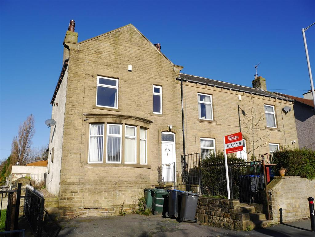 3 Bedrooms Semi Detached House for sale in Shetcliffe Lane, Bierley, BD4 6QJ