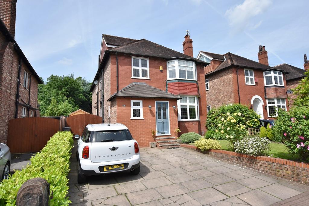 4 Bedrooms Detached House for sale in Willowtree Road, Hale