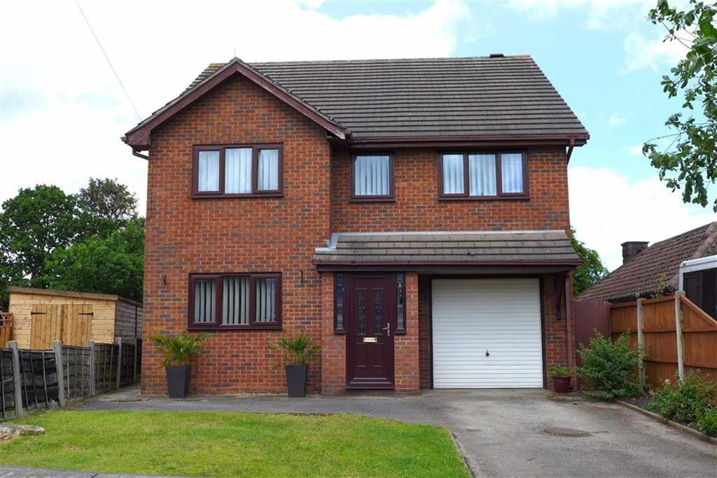 4 Bedrooms Detached House for sale in Hungerford Road, Crewe