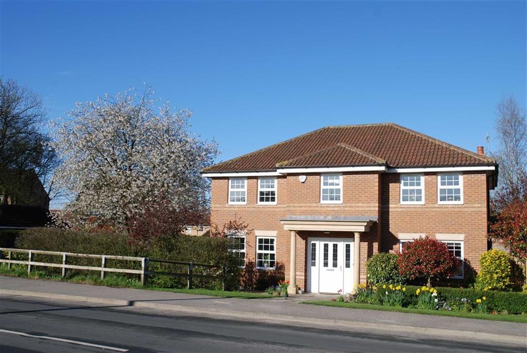 4 Bedrooms Detached House for sale in Dawson Road, Market Weighton