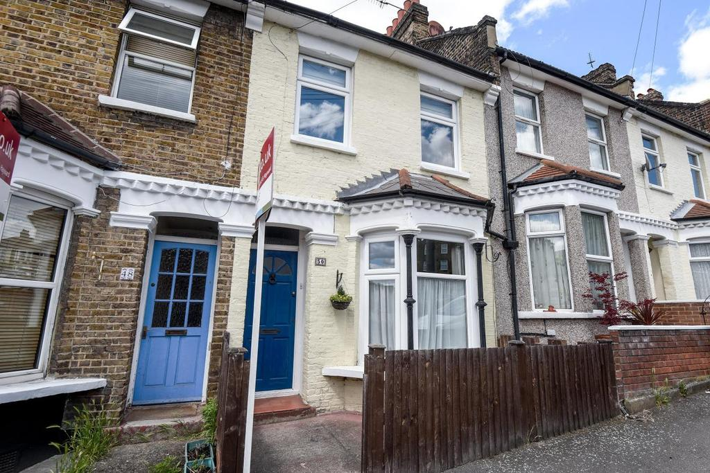 2 Bedrooms Terraced House for sale in Harvard Road, Hither Green