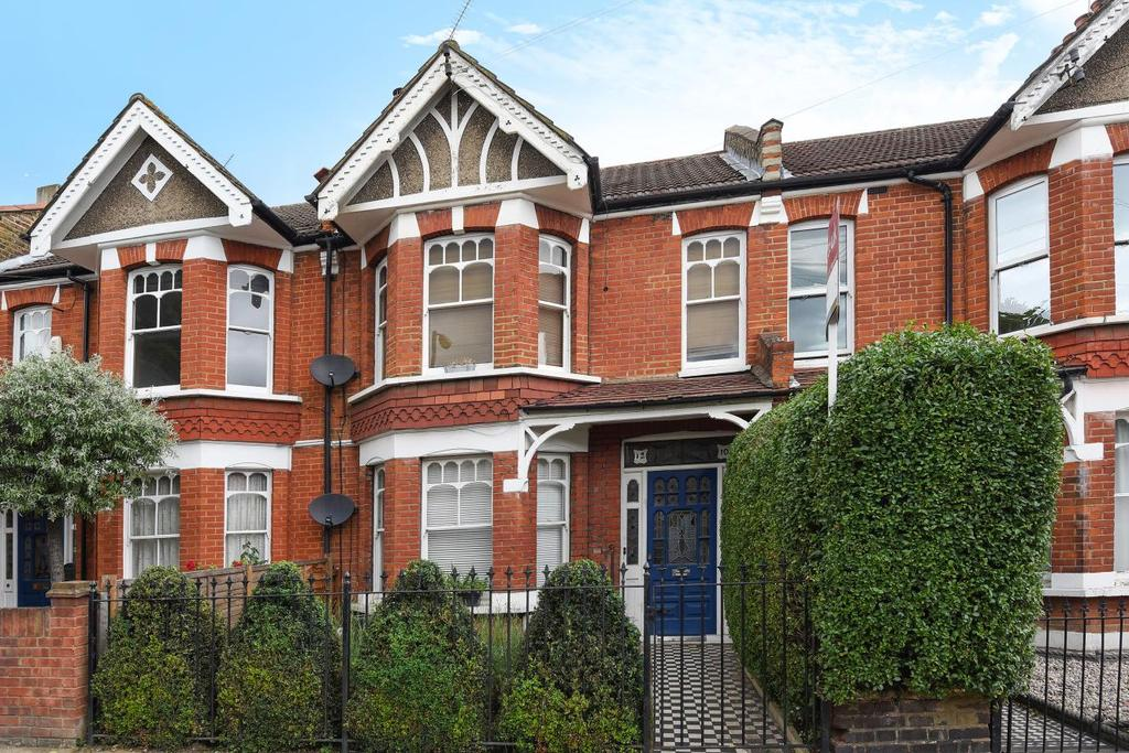 2 Bedrooms Maisonette Flat for sale in Revelstoke Road, Southfields, SW18