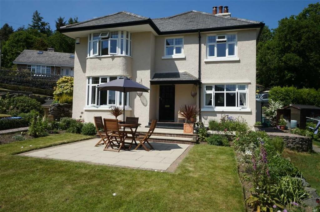 4 Bedrooms Detached House for sale in Cowlyd Road, Trefriw, Conwy