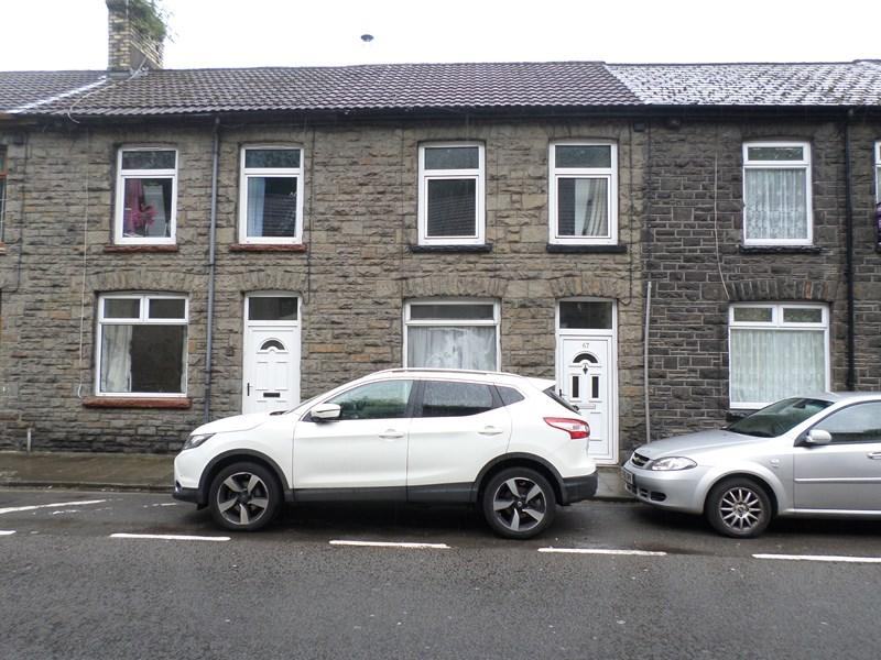 2 Bedrooms Terraced House for sale in North Road, Porth