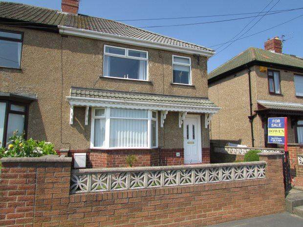 3 Bedrooms Semi Detached House for sale in SOUTHSIDE, FERRYHILL, SPENNYMOOR DISTRICT
