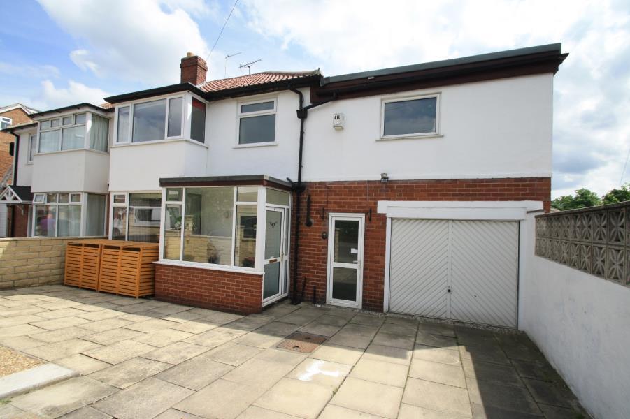 4 Bedrooms Semi Detached House for sale in BENTCLIFFE GARDENS, LEEDS, LS17 6QS