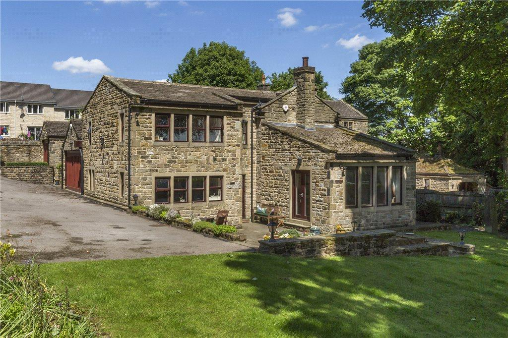 4 Bedrooms Unique Property for sale in The Coach House, Slate Quarry Lane, Eldwick , Bingley, West Yorkshire